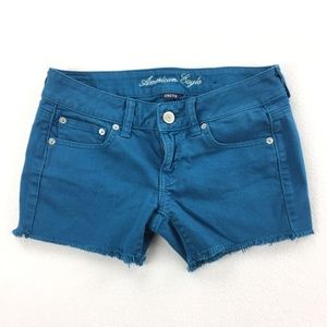 American Eagle Outfitters Denim Shorts Sz 2 H604